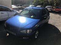 Peugeot 106 registrirano