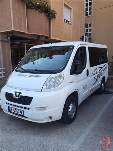 pazar3.mk - ad peugeot boxer 2.2 hdi business class for sale, skopje