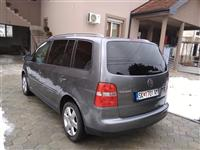 VW Touran 2.0 TDI  100kw