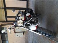 Motor Honda NC 01 oldtimer