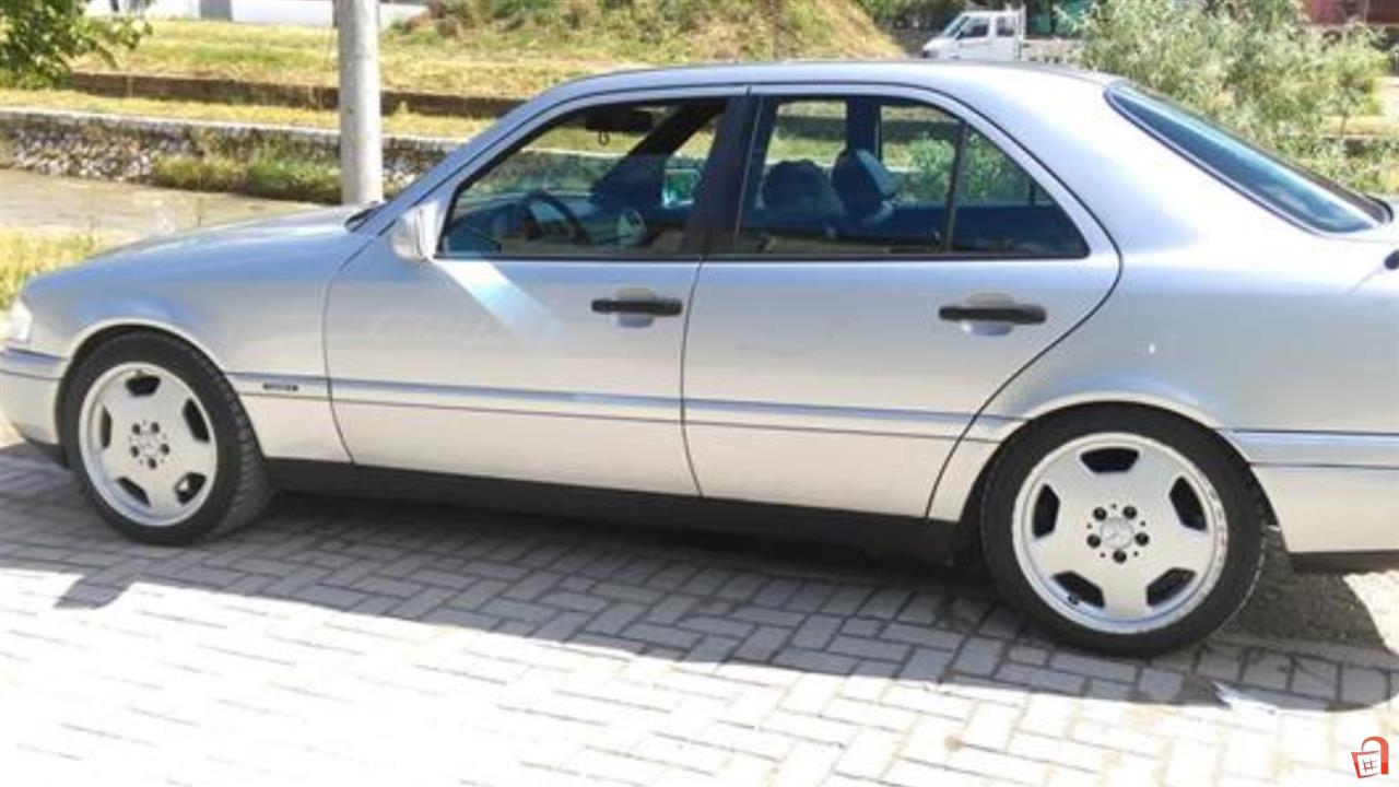 Ad mercedes benz 250 amg 95 for sale tetovo for Comercial mercedes benz