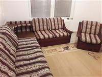Agolna garnitura i fotelja