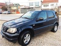 MERCEDES ML 270 CDI AUTOMATIC REGISTRIRAN