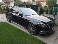 Mercedes-Benz S 350 cdi long amg
