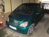 Mercedes A 140 1.7 -98