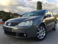 VW GOLF 5 2.0TDI 140KS 6BRZINI GARANCIJA NOV