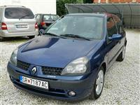 Renault Clio Avto Plac Interkom