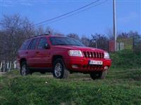 Jeep Grand Cherokee -00 moze zam. za pomalo vozilo