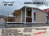 Modularna Kukja / vikendica 47 m2 komplet opremena