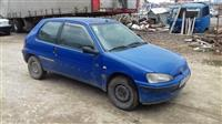 Peugeot 106 so plin registrirano
