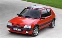 Peugeot 205 gti - KUPUVAM extra sostojba samo
