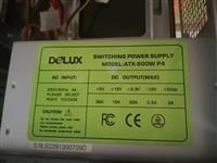 ATX Case Delux so 500W napojuvanje