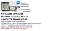 GPS NAVIGACIA NA MOBILNI TABLETI GARMIN TOMTOM DR