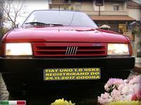 FIAT UNO -94 SOCUVANO REG CELA GODINA EVTINO