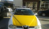 ALFA ROMEO JTD 156 SO TAKSI LICENCA