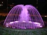 Izvedba na bazeni fontani