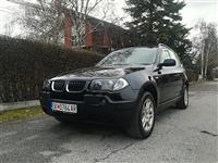 BMW X3 2.0 150ks 2007g Panorama