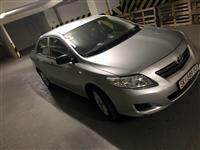 Toyota Corola benzin/plin -09