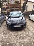 VW Golf 6 1,6 TDI