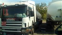 SKANIA  R 114 380 i inoksna cisterna