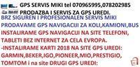 LESNA TOCNA NAVIGACIA TELEFON TABLET BEZ INTERNET