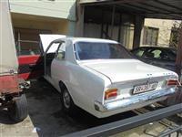 Opel Rekord 1.7 benzin oldtajmer -70