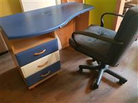 Biro i stolica