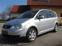 VW Touran 2.0 TDI GOAL 8v 140ps BMM 5 sed -06