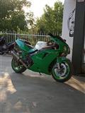 Kavasaki zxr 750cc