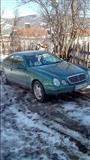 Mercedes-Benz CLK 230 benzin -98