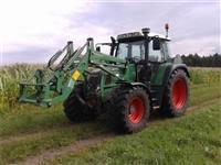 Traktor FENDT 412 vario