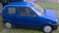 Fiat Cinquecento -96 itno