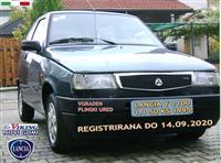 FIAT Cinquecento LANCIA Y PLINSKI URED/REGISTRIRA