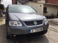 VW Touran 2.0 tdi 140 hp