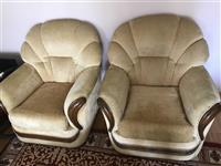 Trosed Dvosed 2 Fotelji