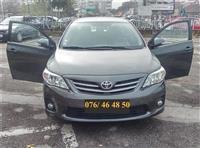 Toyota Corolla 1,4 D4D Luna paket -12