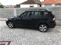 BMW X3 -06 2.0d Reg Zelen Karton do 15 05 -19