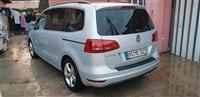 VW Sharan so 7 sedista 2.0 TDI blue motion
