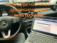 Dijagnostika Elektronika servis