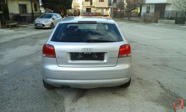 ad audi a3 1 9 tdi 105 ks full odlicen for sale prilep prilep vehicles. Black Bedroom Furniture Sets. Home Design Ideas