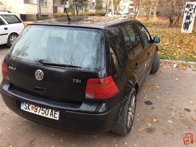 ad vw golf 4 1 9 tdi full electronic for sale skopje aerodrom vehicles. Black Bedroom Furniture Sets. Home Design Ideas