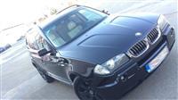 BMW X3 3.0 d 205hp