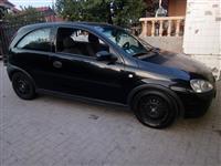 Opel Corsa socuvana