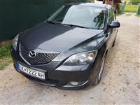 Mazda 3 1.6 itno