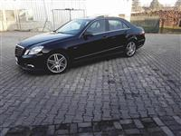 MERCEDES E 350 CDI AMG 4 MATIC -10