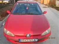 Peugeot 106 1.0 -97 registriran