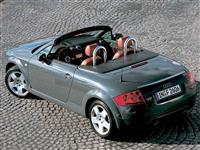 Audi TT kabriolet