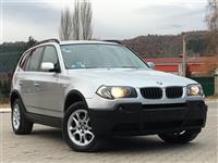 BMW X3 2.0D 150ks  KOZA -06 SERVISIRAN