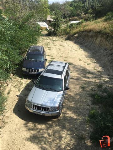 Jeep-delovi