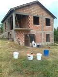 Kuka vo izgradba  vo s. Orasac